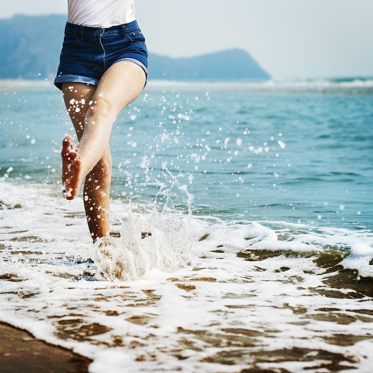 picioare relaxate