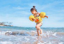 protectie plaja copii