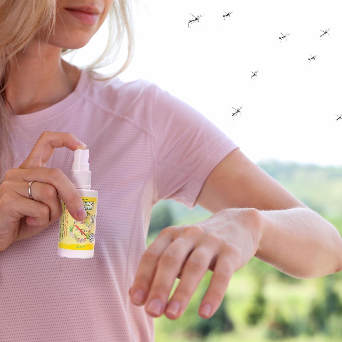 Spray Protekt cu plante BIO de la Krauter