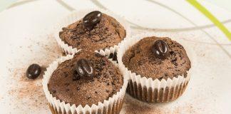 muffin cu cafea si ciocolata