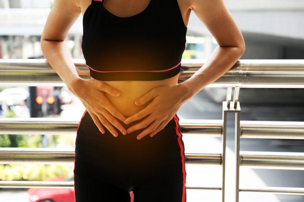 sport in timpul menstruatiei